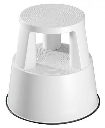 Rolltritt / Kunststoff, RAL 7035 lichtgrau
