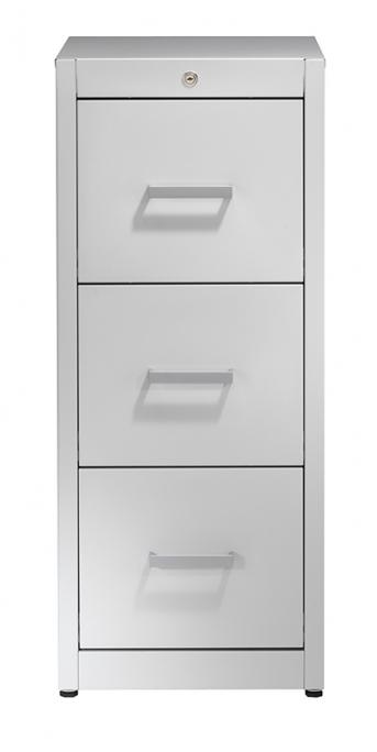 Stahlblech-Karteikartenschrank GR 3-1 DIN A 4 quer