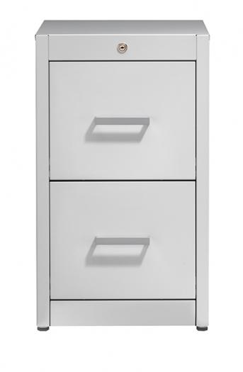 Stahlblech-Karteikartenschrank GR 2-1 DIN A 4 quer
