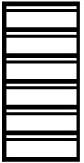 Stahlblech-Karteikartenschrank GL 6-3 DIN A 5 quer