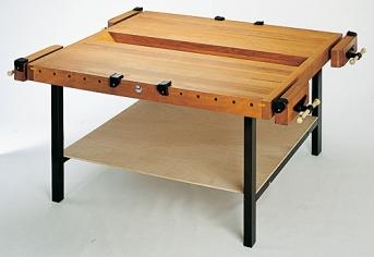 Universal-Werktisch/Hobelbank, 1500 x 1300 x 850 (L/B/H)