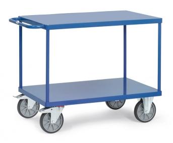 Tischwagen 2400B mit Stahlblech-Plattformen