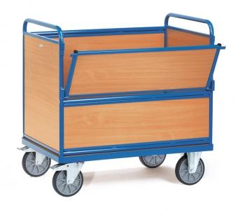 Holzkastenwagen 2872