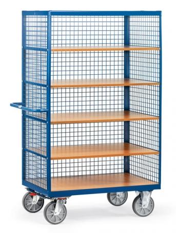 Kastenwagen 3392 mit Gitterwänden