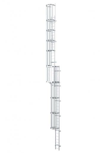 Steigleiter stahl-verzinkt