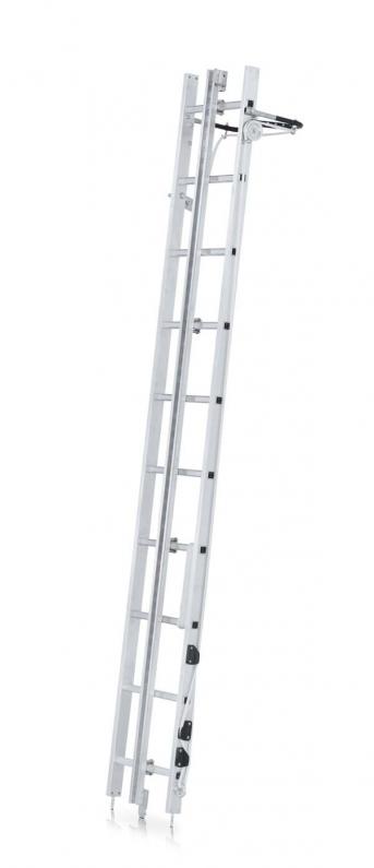 Mast-Steigleiter 3-teilig