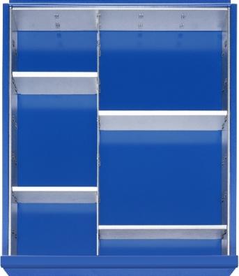 Einteilungs-Set für Höhe 120-150 mm