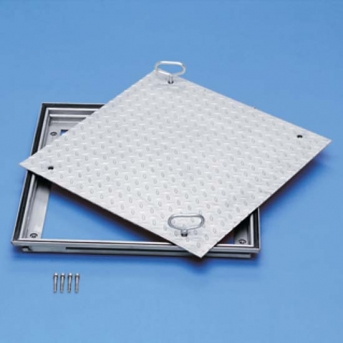 Schachtabdeckung Aluminium