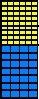 Kleinteile-Materialschrank HK 4-4 offen und 82 Kästen MK