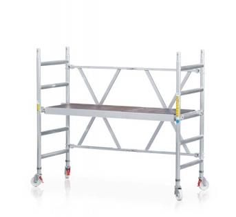 Ausbaueinheit zu Leichtmetall-Klappgerüst 53300