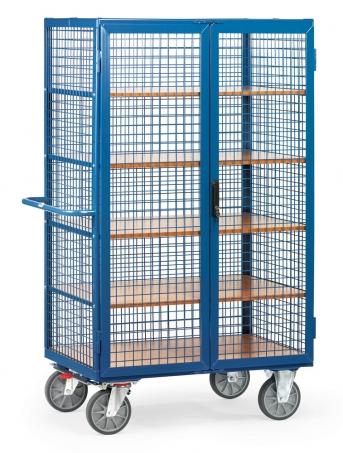 Kastenwagen 5392 mit Gitterwänden