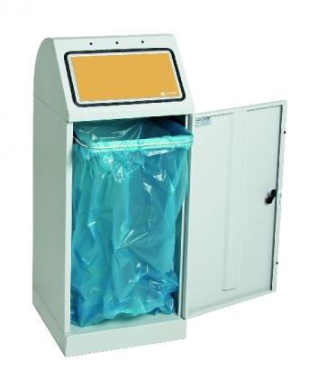 Sortsystem Flex-M, Einzelbehälter für Abfalltüten