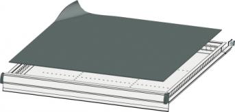 Schubkasten-Gummimatteneinlage (Antirutschmatte)