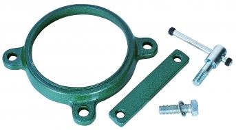 Drehteller für Scheidt-Parallelschraubstock  K2 120 mm Backenbreite