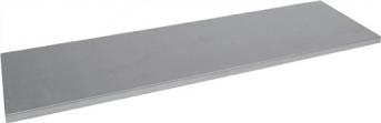Zusatzboden mit Haltern für Schiebetürenschrank 1044 mm breit