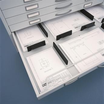 Breitenfachteiler,kurz,150 mm