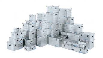 Aluminium Universalkiste K470 13 liter