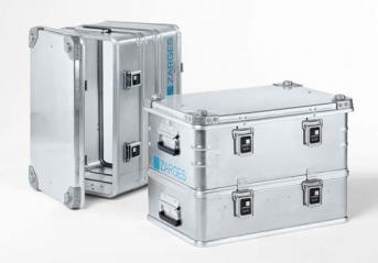 Alu-Kisten K470 Plus Unterteil 29 liter