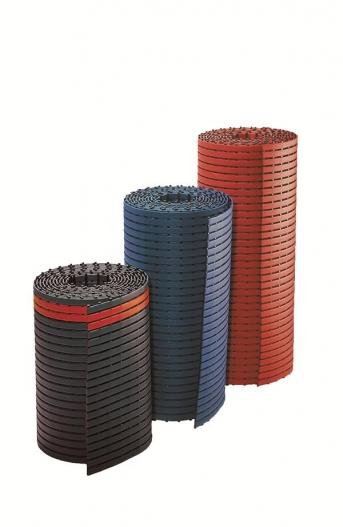ErgoPlus Bodenmatte B600 mm - 5 m - schwarz
