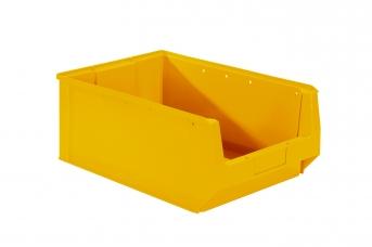 Sichtlagerkasten MK 2 gelb
