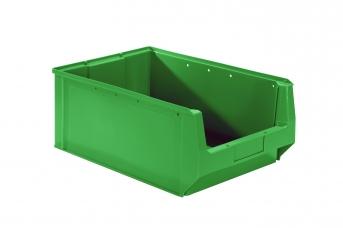 Sichtlagerkasten MK 2 - grün VE 10 Stück