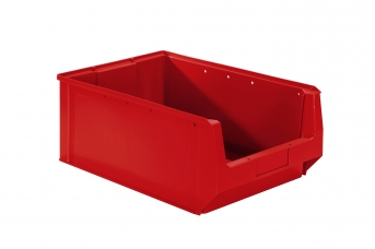 Sichtlagerkasten MK 2 rot