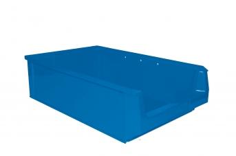 Sichtlagerkasten MK 2 z blau