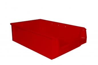 Sichtlagerkasten MK 2 z rot