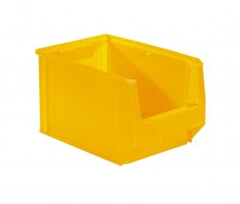 Sichtlagerkasten MK 3 gelb