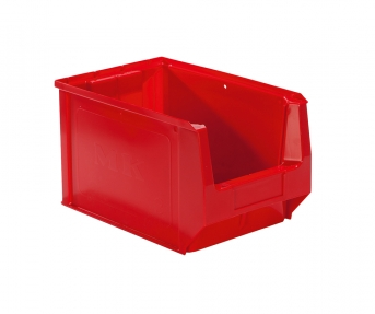 Sichtlagerkasten MK 3 rot