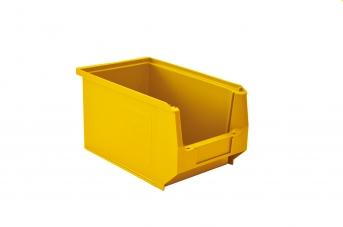 Sichtlagerkasten MK 4 gelb