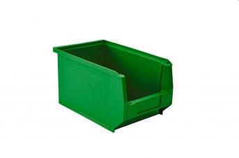 Sichtlagerkasten MK 4 grün