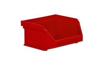 Sichtlagerkasten MK 6 rot