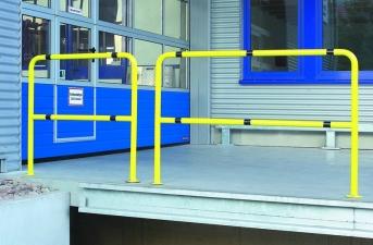 Sicherheits-Schutzbügel Länge 1000 mm