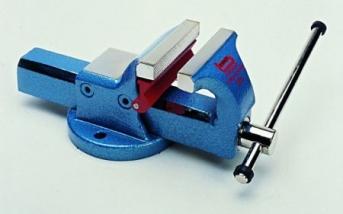 Scheidt-Parallelschraubstock, 100 mm Backenbreite