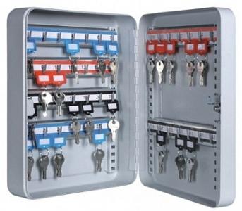 Schlüsselkasten für 42 Schlüssel