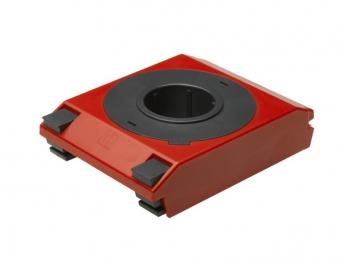 CNC Kunststoffeinsatz VDI 40